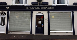 yarmouth dental practice front